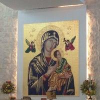 Photo taken at Igreja São Raimundo by Rubem S. on 1/1/2014