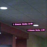 Photo taken at Galaxy South Dekalb 12 Cinema by Brad B. on 12/25/2012