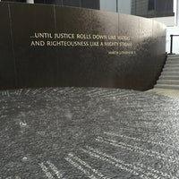 Photo taken at Civil Rights Memorial Center (SPLC) by Brian H. on 12/24/2015
