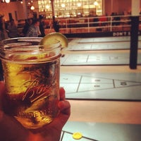 Photo taken at The Royal Palms Shuffleboard Club by Brian H. on 3/19/2014