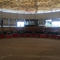 Photo taken at Plaza de Toros Arroyo by Alexandre C. on 10/11/2016