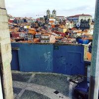 Photo taken at Miradouro da Vitoria by Gail A. on 1/11/2017