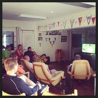 Photo taken at FC Trelleborg klubbhus by Leif K. on 6/7/2013