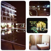 Photo taken at Surin Majestic Hotel by Wanchat T. on 2/5/2014
