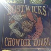 Снимок сделан в Bostwick's Chowder House пользователем Victor V. 9/14/2012