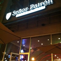 Photo taken at Senor Patron by Mark C. on 10/24/2012