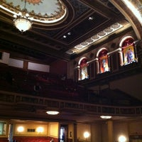 Photo taken at Strand Theatre by Mark C. on 10/18/2012