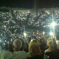 Photo taken at CenturyLink Center by Mark C. on 9/8/2013