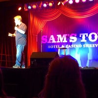 Photo taken at Sam's Town Shreveport Hotel & Casino by Mark C. on 2/16/2014