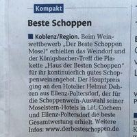 รูปภาพถ่ายที่ Königsbacher Treff โดย Matthias S. เมื่อ 7/24/2014