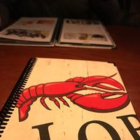 Photo taken at Red Lobster by Kathi O. on 1/19/2017