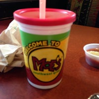 Photo taken at Moe's Southwest Grill by Kathi O. on 12/28/2013