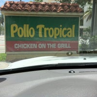 Photo taken at Pollo Tropical by Mikey L. on 8/4/2013