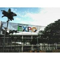 Photo taken at Singapore EXPO by Jesslyne L. on 9/3/2013