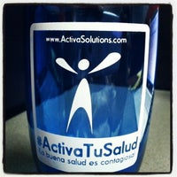 Photo taken at Activa! Solutions by Carlos F. on 10/22/2012