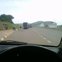 Photo taken at Northern Bypass-Naalya Ntinda by Clare Louise オ. on 6/5/2013