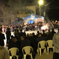 Photo taken at Pınaryaka Köy Meydanı by Çinar A. on 4/30/2017