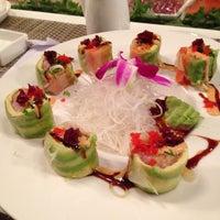 Photo taken at Kiku Sushi by Matt L. on 10/27/2012