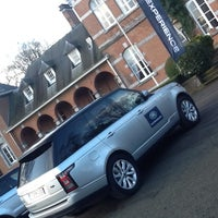 Photo taken at Landrover Experience by Jeroen B. on 2/22/2014