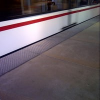 Photo taken at MetroLink - Union Station by Felicia H. on 10/9/2012