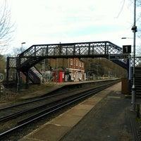Photo taken at Wadhurst Railway Station (WAD) by Etor L. on 2/28/2016