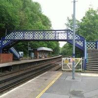 Photo taken at Wadhurst Railway Station (WAD) by Etor L. on 5/22/2016