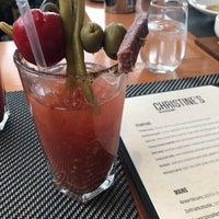 Photo taken at Christine's Restaurant by Chris on 2/18/2017