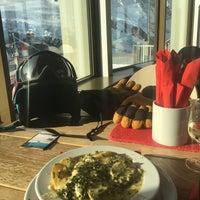 Das Foto wurde bei threes!xty- Drehrestaurant & CofFee von Chris am 12/16/2015 aufgenommen