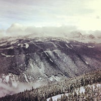 Photo taken at Whistler Blackcomb Mountains by Tab B. on 2/6/2013