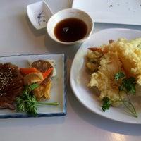 Photo taken at Fujiya Japanese Restaurant by Yoshi M. on 7/14/2013