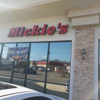 Photo taken at Mickie's Pizzeria by Mike H. on 12/26/2016