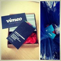 Photo taken at Vimeo HQ by Justin D. on 5/10/2013
