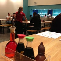 Photo taken at wagamama by Scott S. on 10/7/2012