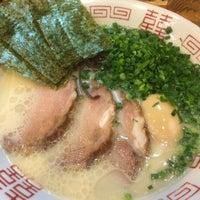 Photo taken at 九州豚骨うまか楼 by なち on 2/1/2016