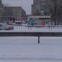 Photo taken at 3 пятак п.Строитель by Сергей С. on 2/15/2013