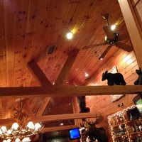 Photo taken at Muddy Moose Restaurant & Pub by Michaela C. on 10/18/2013