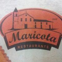 รูปภาพถ่ายที่ Maricota Gastronomia e Arte โดย João Guilherme M. เมื่อ 5/24/2013