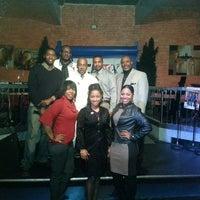 Photo taken at Acoustix Jazz Restaurant And Lounge by Keyla B. on 12/20/2013