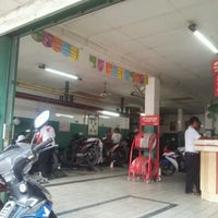 Photo taken at Pegasus Motor by Riandy A. on 10/15/2012