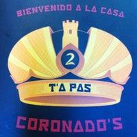 Photo taken at Coronado's by Fran S. on 6/18/2013