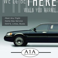 Photo taken at A1A Airport & Limousine Service by A1A L. on 9/26/2013