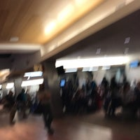 Photo taken at Gate 2 by Andrew C. on 4/12/2017