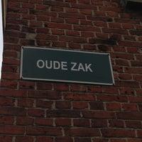 Photo taken at Oude Zak by Seb M. on 4/29/2013