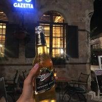 8/5/2017 tarihinde gözde gizem ü.ziyaretçi tarafından Gazetta Brasserie - Pizzeria'de çekilen fotoğraf