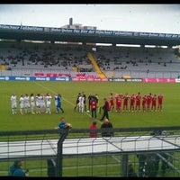 Foto scattata a Städtisches Stadion an der Grünwalder Straße da Jessica D. il 9/14/2013