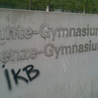 Photo taken at Klenze-Gymnasium by Jessica D. on 8/9/2014
