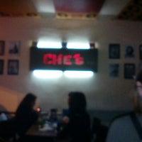 Photo taken at Che's café-bar by Kàťa B. on 5/13/2016