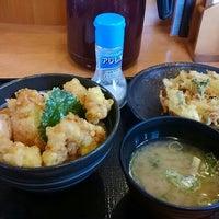 Photo taken at そば処 吉野家 宇治槙島店 by Takashi S. on 8/21/2015