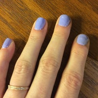 Photo taken at Nails on Riverdale by Kira G. on 3/14/2015