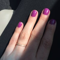 Photo taken at Nails on Riverdale by Kira G. on 5/2/2015